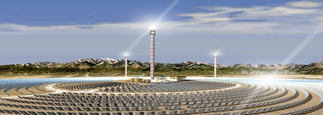 Huanghe Quinghai Delingha Solar Thermal Power Project