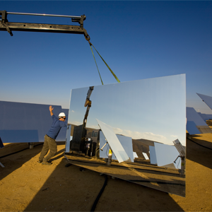 Brightsource S Heliostat Technology
